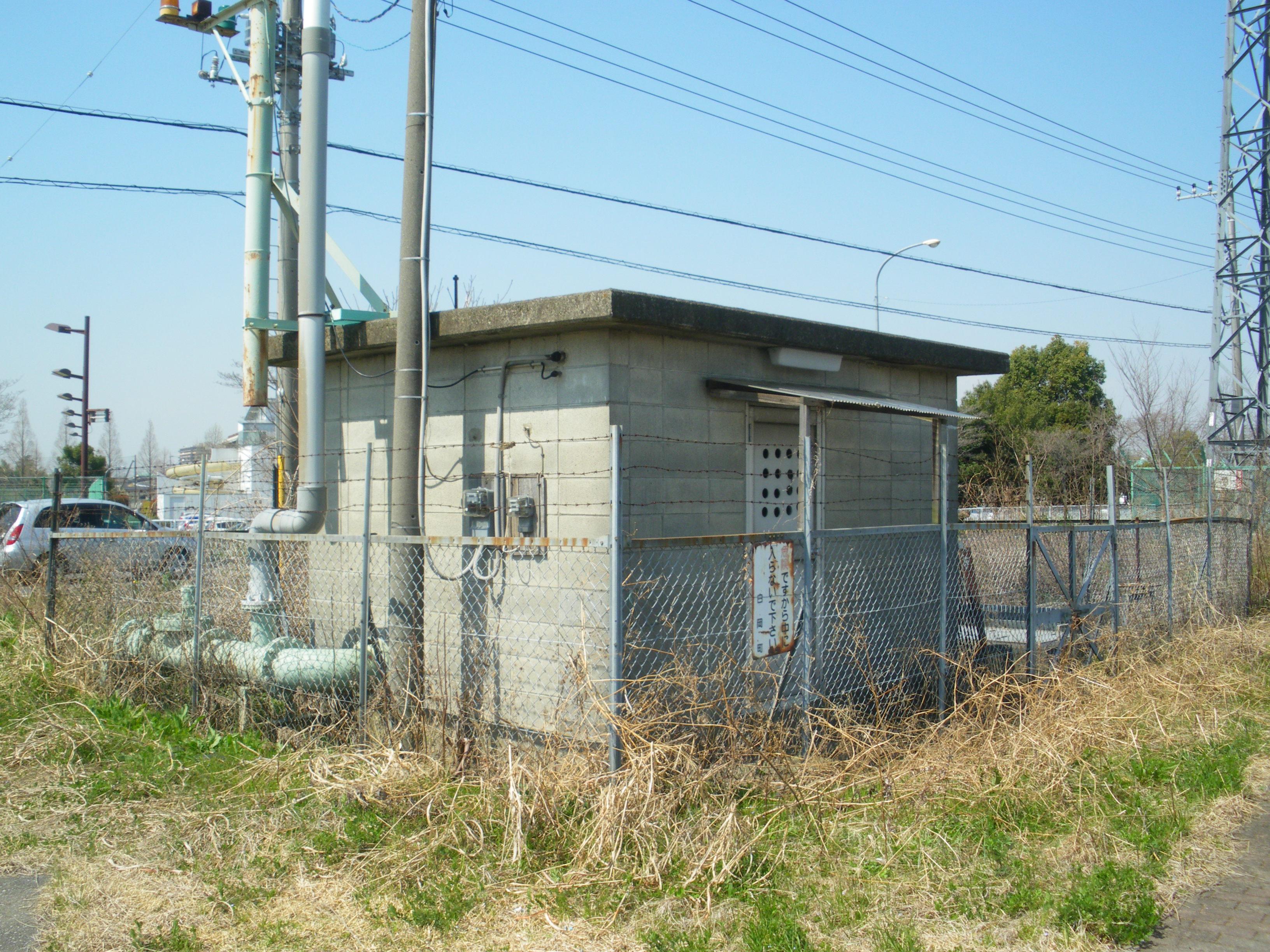 実ケ谷・千駄野揚水機組合総会と水の大切さ / 小島すぐる公式ホームページ